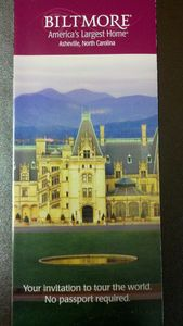 Travel to Asheville , NC to see the Biltmore Home- As must SEE!!