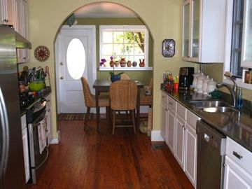 Kitchen with Breakfast Nook