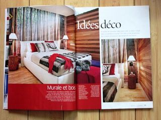 Montreal condo photo - Published in Canadian interior decorating magazine Je décore (March 2013)