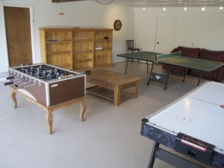 Oakhurst house photo - Game Room