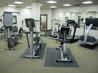 South Seas Club condo photo - Gym
