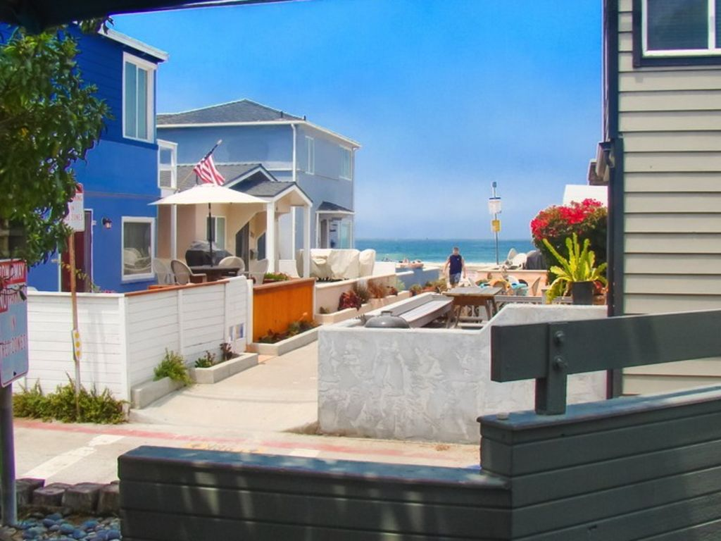 Mission beach vacation rental vrbo 500332 6 br san for San diego county cabin rentals