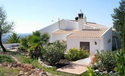 RENOVATED FARMHOUSE - QUIET LOCATION - SEA VIEW -AIRCO - WIFI