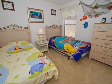 Disney theme children's bedroom