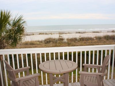 Oceanfront At Seagrove, Pictures And Video Tell The Whole Story