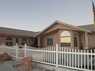 Pahrump house photo - Front of Home
