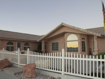Pahrump house rental - Front of Home