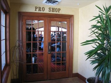 Stop in the Pro Shop... our guests receive a discount on golf!