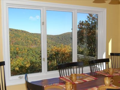 Dine with Year Round Exceptional Mountain Views