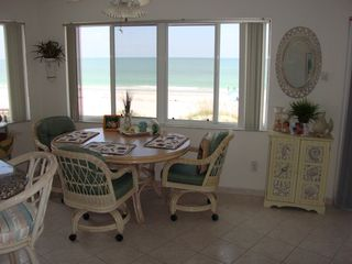 Redington Shores condo photo - View from our dining area