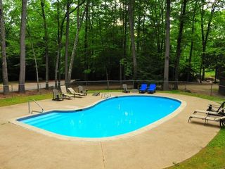 North Conway townhome photo - Outdoor pool