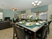 Presidential 8 Bedroom Pool Villa With Theater Just 9 Miles To Walt Disney World