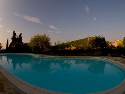 Gites with beautiful pool - Ardeche