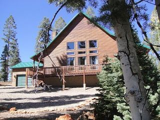 Duck Creek Village cabin photo - Bristlecone Lodge