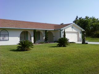 Palm Coast house photo - Front view of 7 Fleming Ct