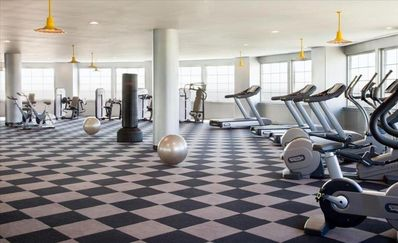 Diamond Beach's Fitness Center