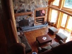 Otisfield cabin rental