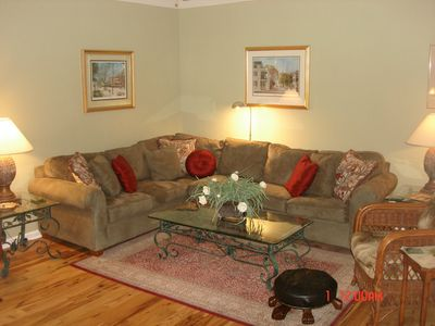Living Room with comfortable seating and plenty of room to relax.