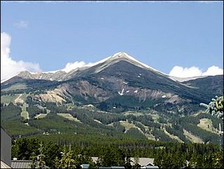 Breckenridge condo photo - Gorgeous Mountain Views