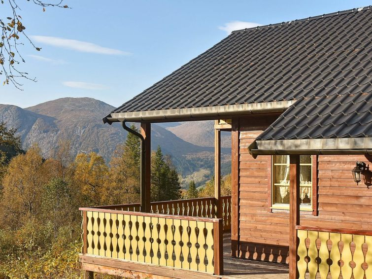 Vacation home Jølster  in Skei I Jølster, Northern Fjord Norway - 8 persons, 3 bedrooms