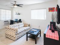 NEW 1 Bedroom W/ Parking Low Rates!