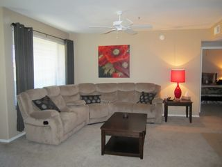Scottsdale condo photo - Living room (great room) with 5 seater theater style sofa