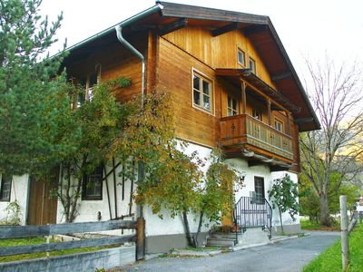 Spacious apartment on the edge of the charming village of Mittersill.