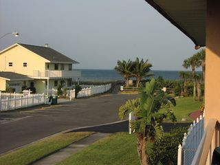 Cape Canaveral condo photo - balcony view