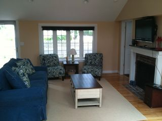 Dennisport cottage photo - Living Room