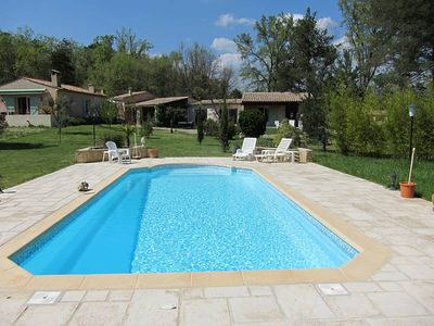Large villa for 18 persons in Provence. Idyllic Callian near Nice, Cannes