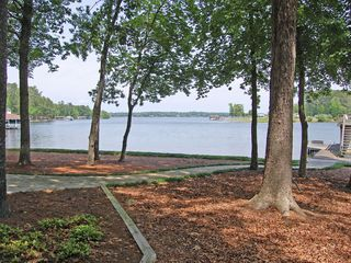 Lake Gaston house photo - view of the main lake