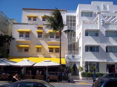 South Beach apartment rental - The Casa Grande on Ocean Drive