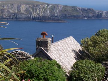 Mizen Head cottage rental - The Cottage