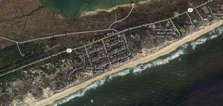 Amagansett house photo - The house is located on Shore Road.