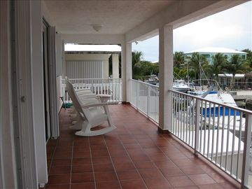 Islamorada/Tavernier Rental- Top Terrace