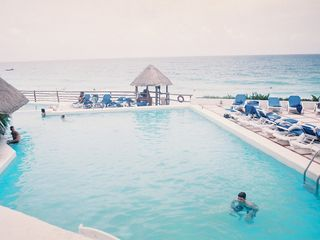 Cancun apartment photo - Pool