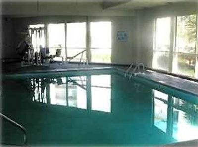 Indoor Pool & Health Club at Villamare