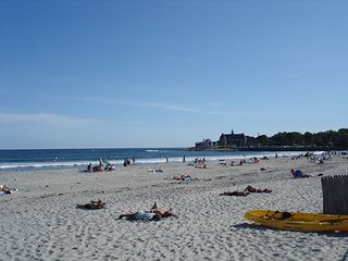 Narragansett Pier house photo - Narragansett Town Beach
