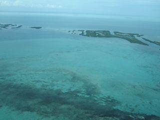 Ambergris Caye condo photo - Welcome to Belize! Beautiful ocean on your way to San Pedro
