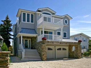 Ocean Front Exterior House for Rent LBI, Barnegat Light - Barnegat Light house vacation rental photo