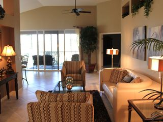 Bonita Springs townhome photo - Living room
