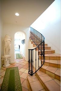 Beautiful Front Staircase