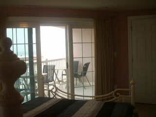 Wildwood Crest condo photo - The view from the master bedroom