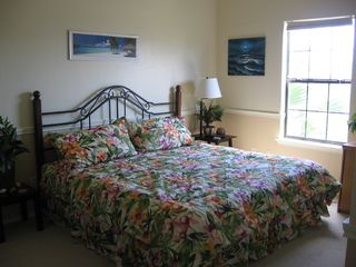 South Padre Island house photo - 2nd Master Bedroom with King Bed