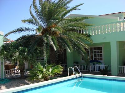 image for Ocean View family Retreat, pool, 5 minute walk to Beach ,Shopping,Restaurants