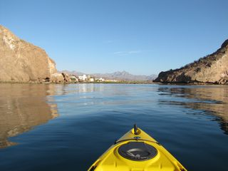 Loreto house photo - One of our Kayaks for you to take out on the Sea of Cortez