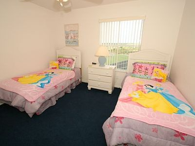 Highlands Reserve house rental - A room fit for a Princess - keep the Disney magic