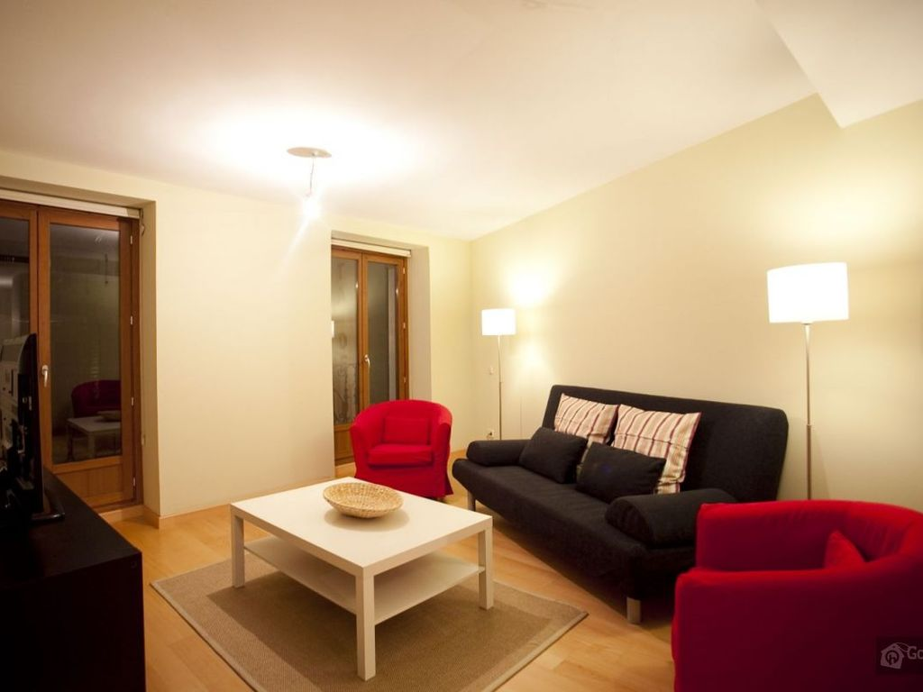 Apartment for 8 people 10 minutes from the famous Gran Via - Madrid