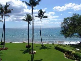 Kihei condo photo - Lanai View