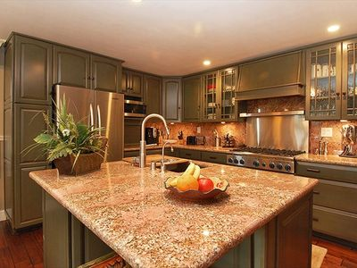 Lake Arrowhead house rental - Gourmet Kitchen